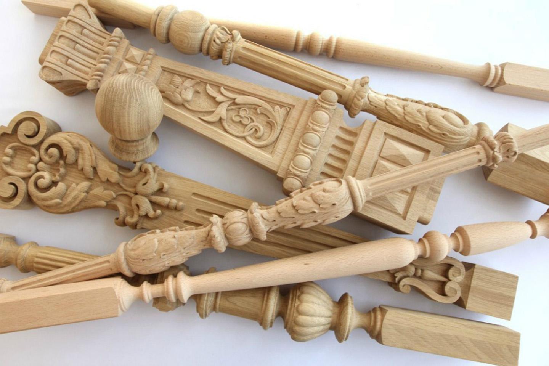 Изготовление деревянных декоров на производстве