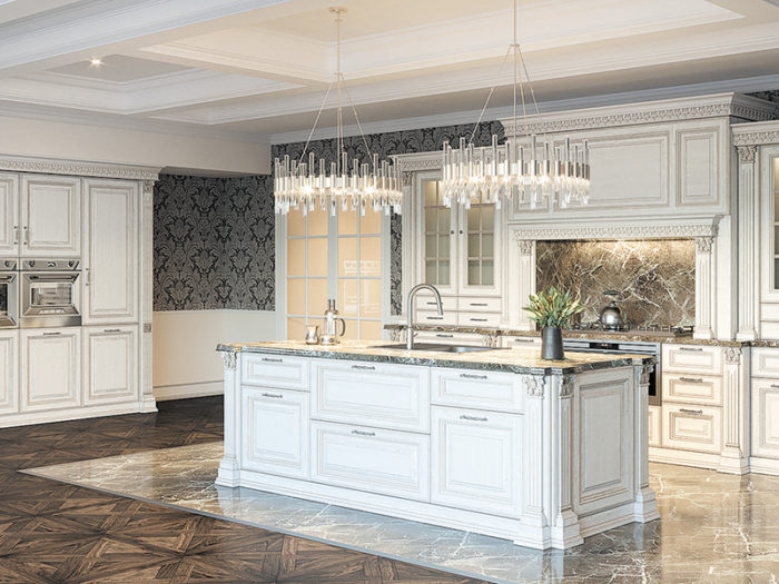 Кухня Леди Lux