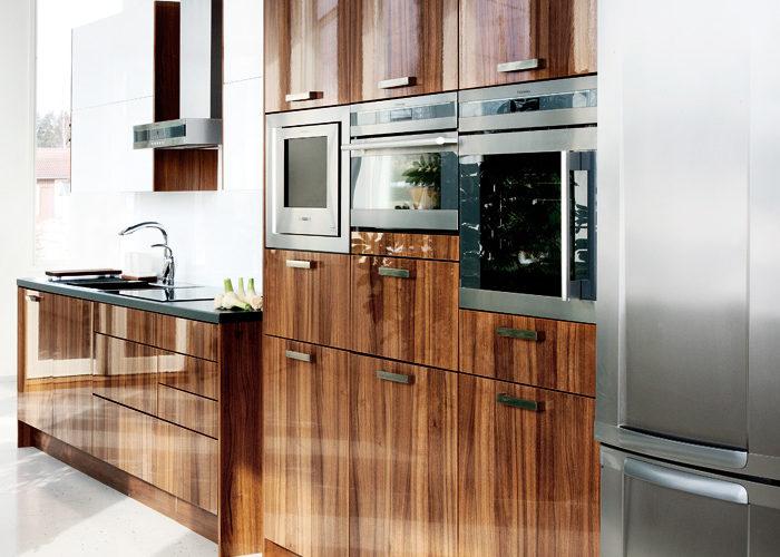 Кухня Сафари палисандр-сантос