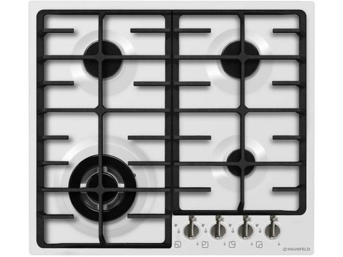 Варочная панель MAUNFELD MGHE.64.74RWAS белый