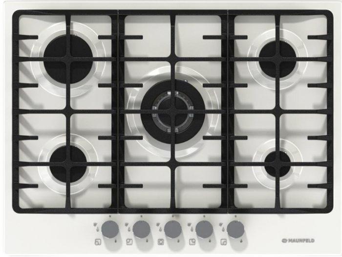 Варочная панель MAUNFELD MGHE.75.78W белый