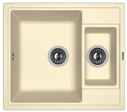 Кухонная мойка ЛИПСИ 580К